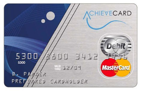 AchieveCard Visa Prepaid Card Review